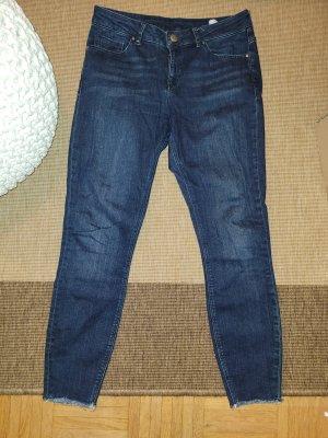 Asos Denim Jeans 7/8 bleu
