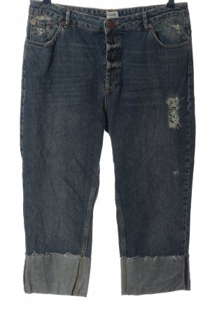 Asos Denim Jeans a 7/8 blu stile casual
