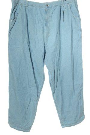 Asos Denim Jeans taille haute bleu style décontracté