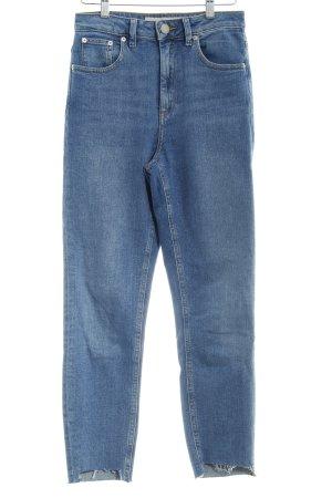 Asos Denim High Waist Jeans meliert Jeans-Optik