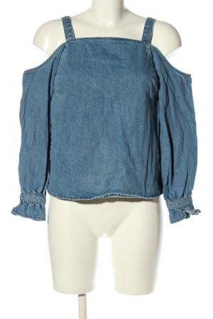 Asos Denim Blouse en jean bleu style décontracté