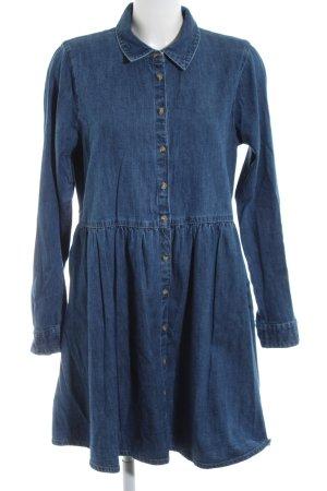 Asos Denim Jeansjurk blauw casual uitstraling