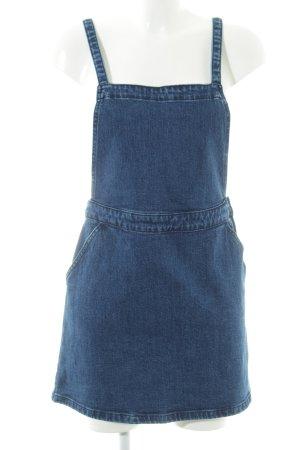Asos Denim Robe en jean bleu style décontracté