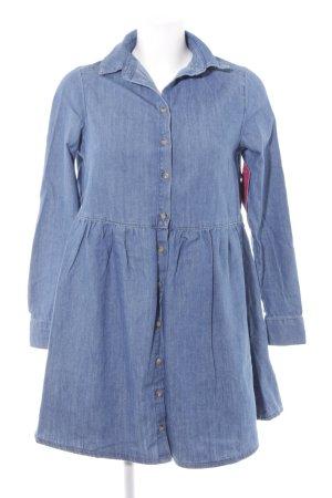 Asos Denim Jeanskleid blau Casual-Look