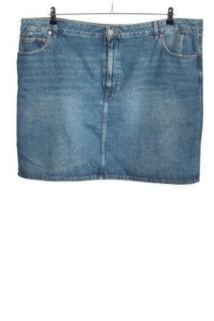Asos Denim Jupe en jeans bleu style décontracté