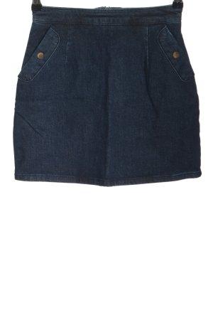 Asos Denim Denim Skirt blue casual look
