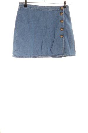Asos Denim Gonna di jeans blu stile casual