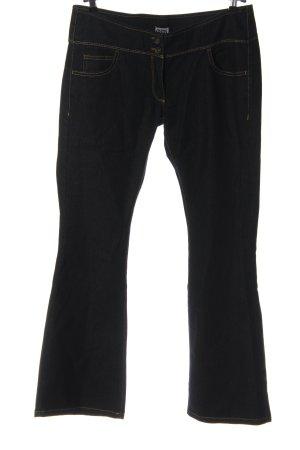 Asos Denim Jeans flare noir style décontracté