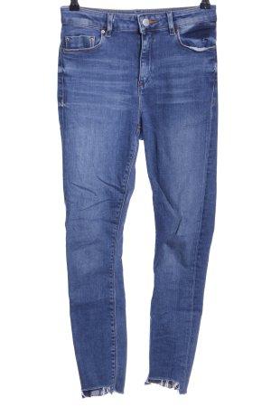 Asos Denim Jeans skinny bleu style décontracté