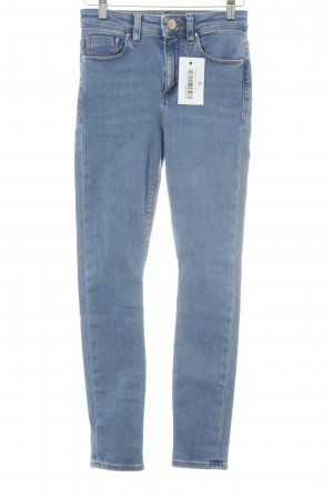 Asos Denim Jeans skinny bleu azur style décontracté