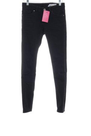 Asos Denim Jeans skinny noir style décontracté
