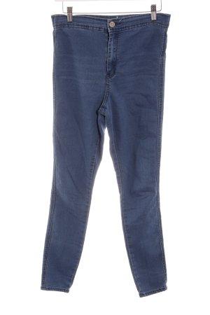 Asos Denim Jeans skinny bleu acier style décontracté
