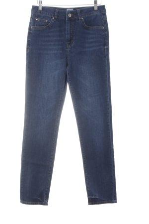 Asos Denim Jeans stretch bleu foncé Aspect de jeans