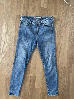 Asos Skinny Jeans cornflower blue