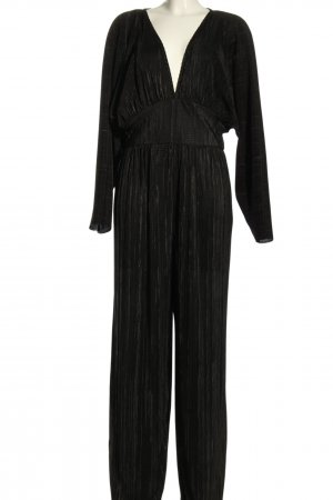 ASOS DESIGN Langer Jumpsuit zwart elegant