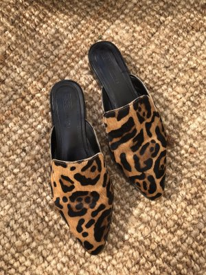 Asos Design Leo Loafers mit Ponyfell 38