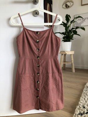 Asos Design Mini Sommerkleid aus Leinen