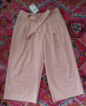 ASOS Design Petite Culotte Hosenrock rosa Gr 40 neu