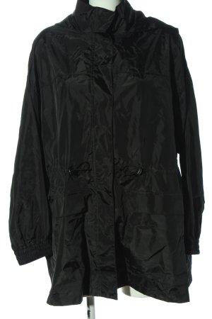 ASOS DESIGN Impermeabile nero stile casual