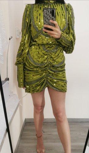 ASOS DESIGN Sequin Dress multicolored
