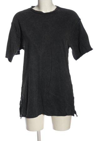 ASOS DESIGN T-shirt lichtgrijs casual uitstraling