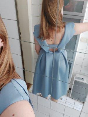 ASOS DESIGN Abito da cocktail azzurro-blu fiordaliso Poliestere