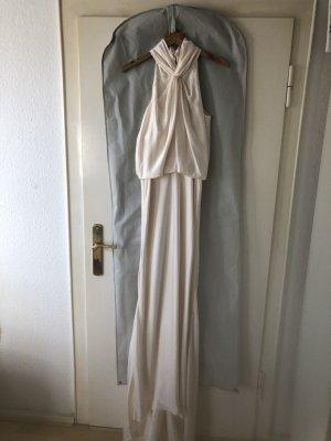 Asos Suknia ślubna jasnobeżowy Poliester