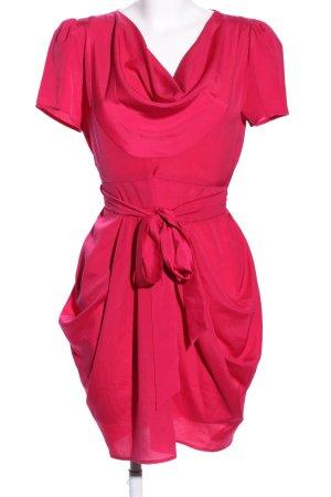 Asos Empire Dress pink elegant