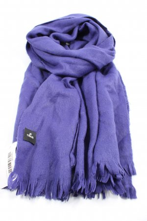 Asos Fringed Scarf lilac casual look