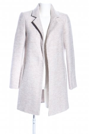 Asos Frock Coat light grey flecked casual look