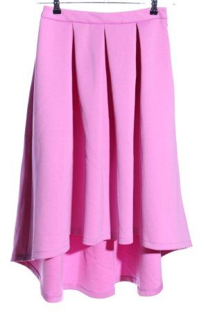Asos Glockenrock pink Casual-Look