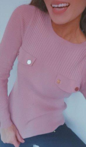 Asos gr 8 s 36 pullover rippstrick