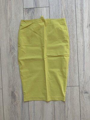 Asos – grün/gelb Rock – EUR 36