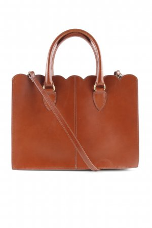 Asos Handtasche braun Business-Look