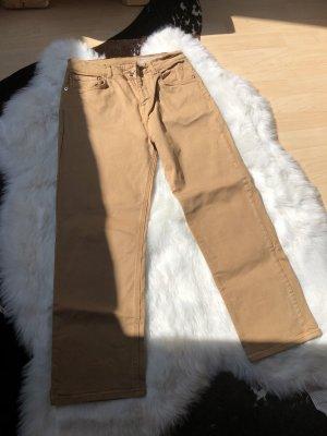 Asos 7/8 Length Trousers camel