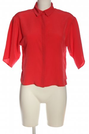Asos Hemd-Bluse rot Casual-Look