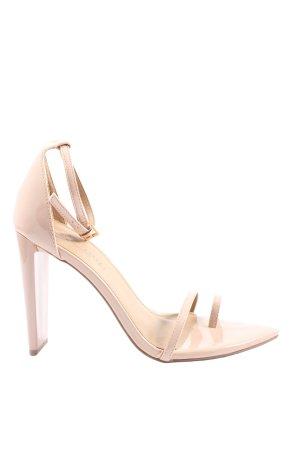 Asos Hoge hakken sandalen nude elegant