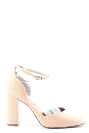Asos High Heels creme Casual-Look
