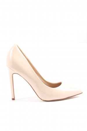 Asos High Heels creme Business-Look