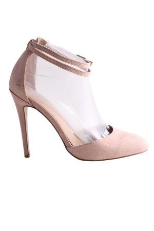 Asos High Heels nude Business-Look