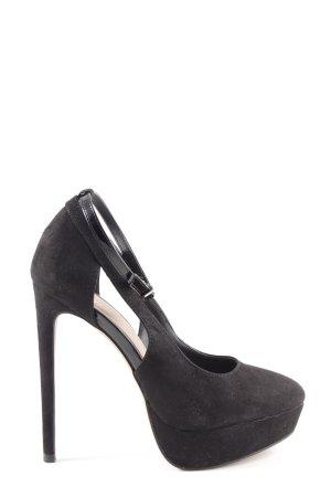 Asos High Heels schwarz Elegant
