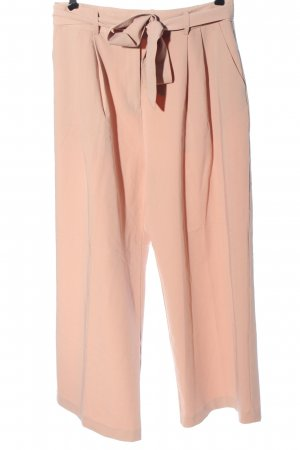 Asos High Waist Trousers nude casual look