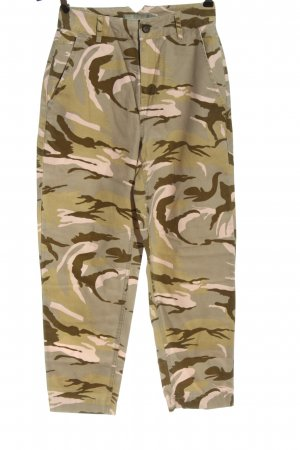 Asos High-Waist Hose Camouflagemuster Casual-Look