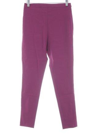 Asos Hoge taille broek violet casual uitstraling