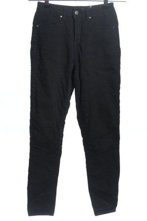 Asos Jeans taille haute noir style décontracté