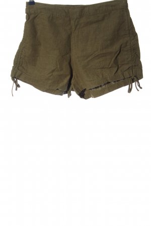 Asos High-Waist-Shorts khaki Casual-Look