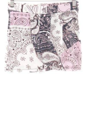 Asos High-Waist-Shorts florales Muster extravaganter Stil