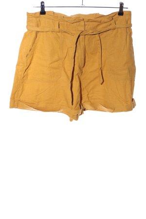 Asos Hot Pants hellorange Casual-Look