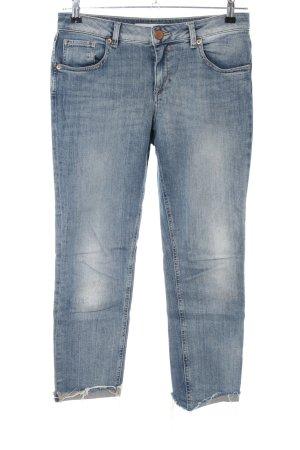 Asos Jeans 7/8 bleu style décontracté