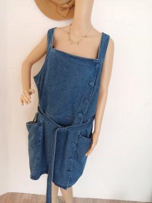 Asos Jeansjurk blauw-donkerblauw